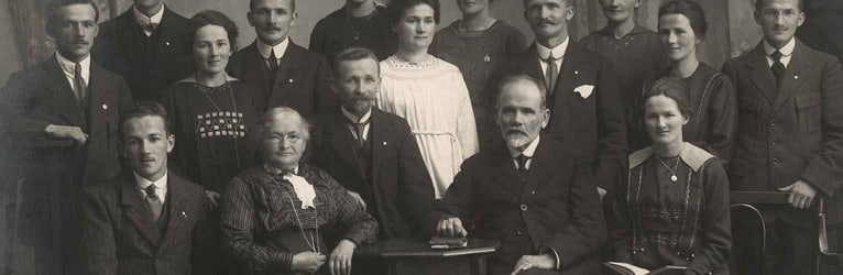 Piaget watchmaker family