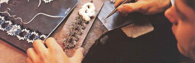 Piaget watch designers and artisans