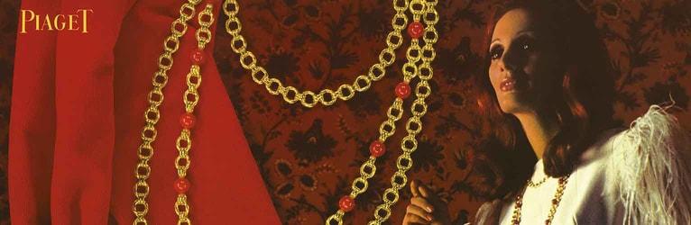 Piaget gold pendant watch