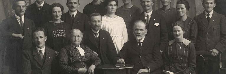 die Uhrmacherfamilie Piaget