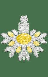 أقراط بياجيه من المجوهرات الراقية Golden Oasis