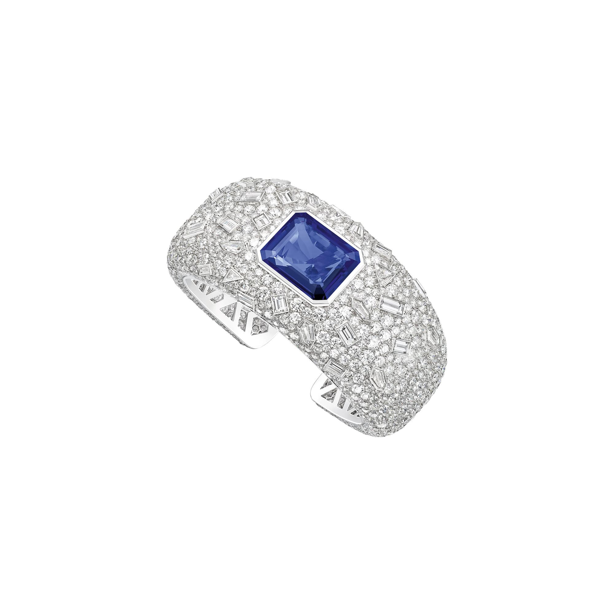 bracelet en diamants haute joaillerie piaget