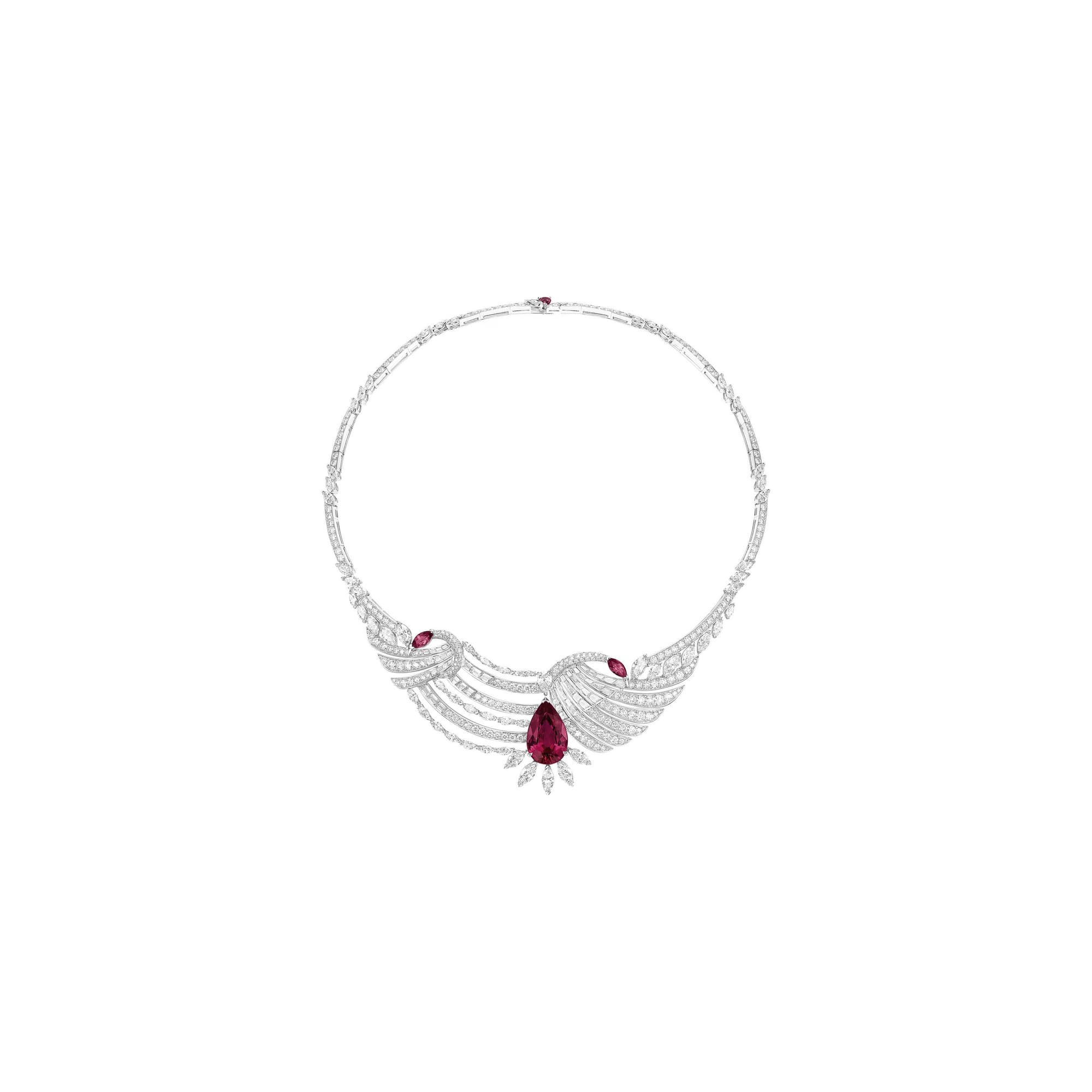 collier en diamants haute joaillerie piaget
