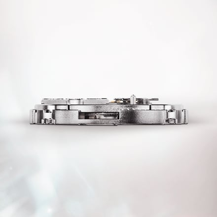 Tourbillon luxury watch movement: Piaget 1270P movement