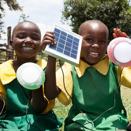 luxury watch brand Piaget chooses SolarAidto combat poverty and climate change