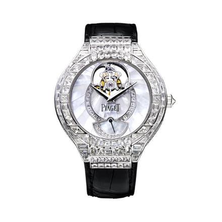 Piaget Polo White Gold Tourbillon Watch