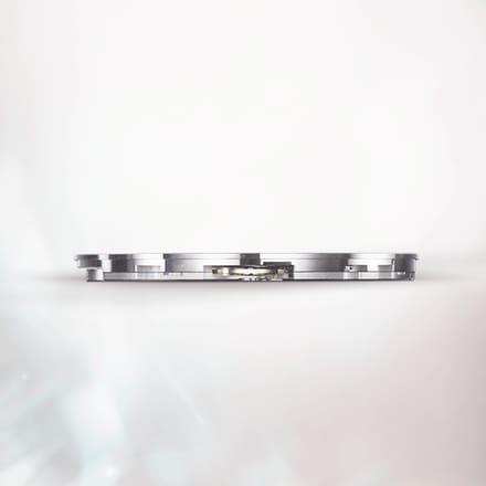Mouvement automatique extra-plat Piaget 1200P Or blanc