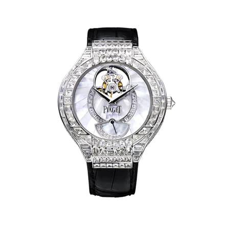 tourbillon diamond watch