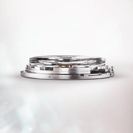 Механизм роскошных часов с вечным календарем: механизм Piaget 856P