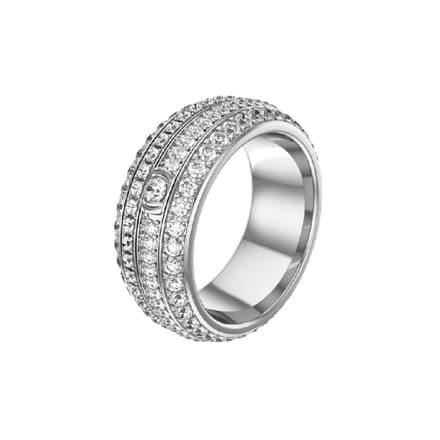 Piaget Possession white gold ring