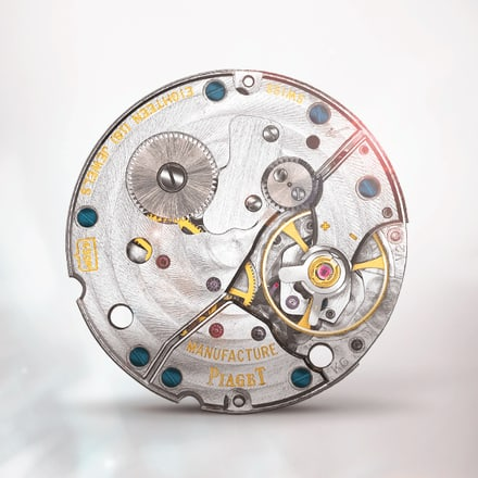 Piaget 430P ultra-thin hand-wound mechanical movement