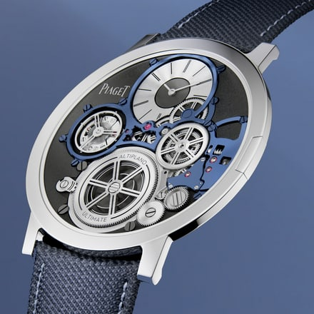 Altiplano Ultimate Concept: world's thinnest watch
