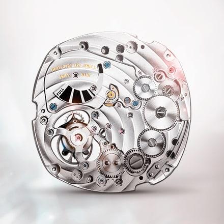 Piaget 1270P tourbillon watch movement