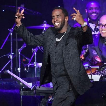 P. Diddy hatte für die Grammy Awards 2020 eine Diamantuhr von Piaget gewählt