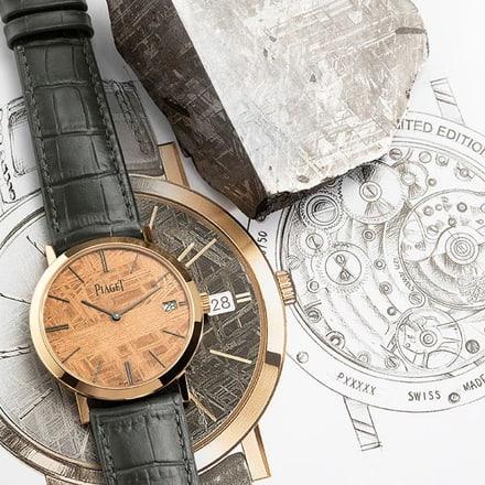 超薄腕錶工藝