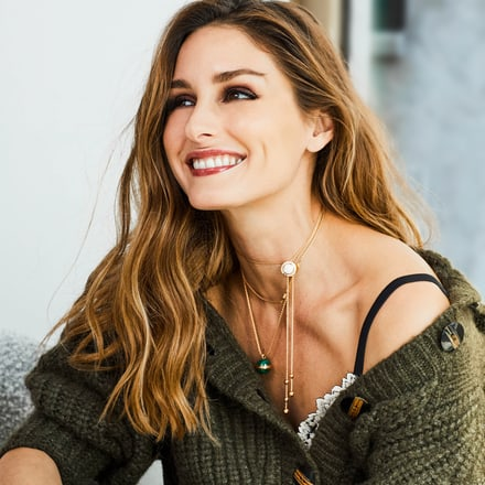 Piaget Possession luxury jewelry worn by Olivia Palermo