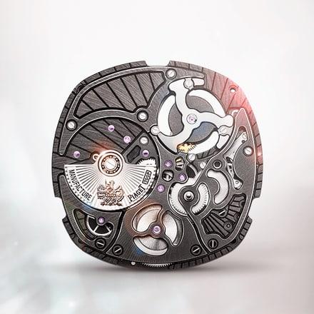 Ультратонкий высокоточный механизм Piaget 700p с автоподзаводом