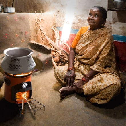 luxury jewellery brand piaget funds cookstoves environment-friendly