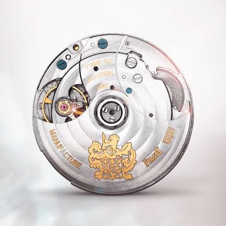 حركة ميكانيكية أوتوماتيكية بياجيه 800P