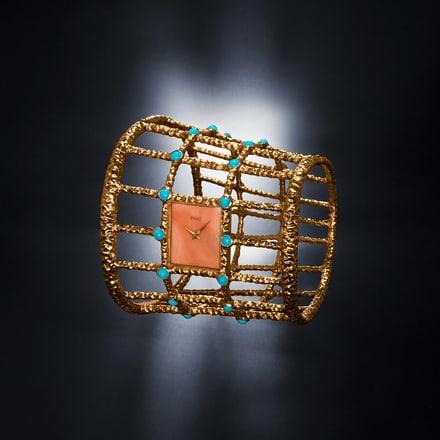 luxury designer cuff watch
