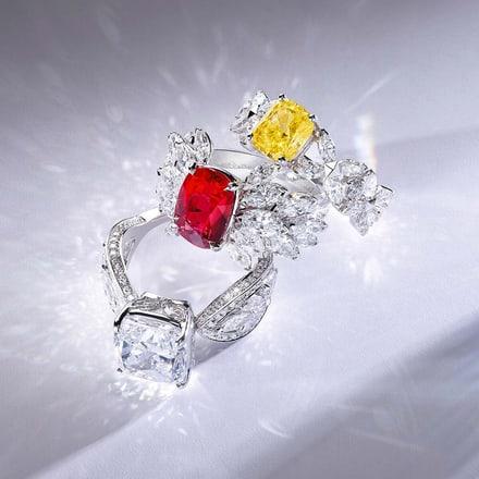 драгоценные камни Piaget и подлинность драгоценных камней