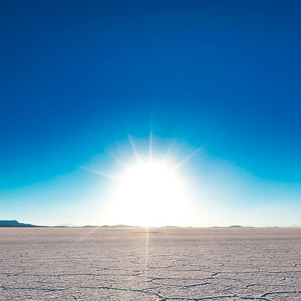 altiplano desert projet