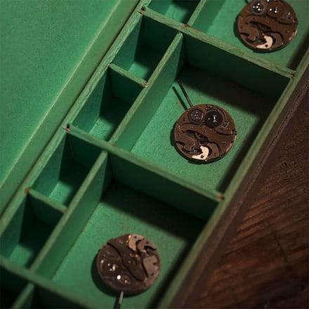 伯爵製錶盒