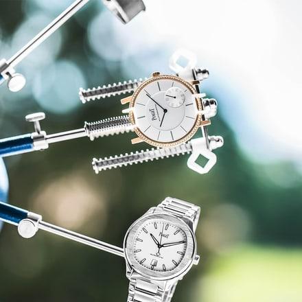 luxury watch final check
