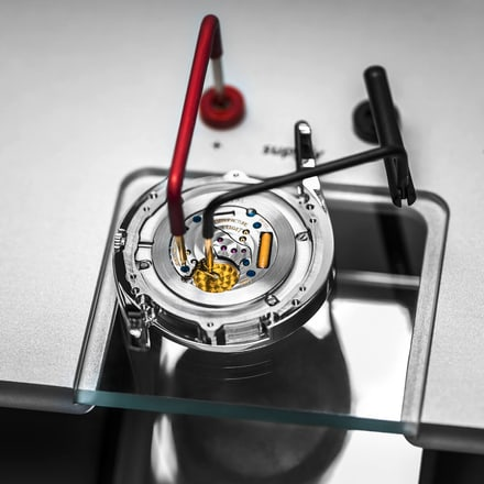 luxury watch functional tests