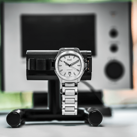 luxury watch rate and amplitude control