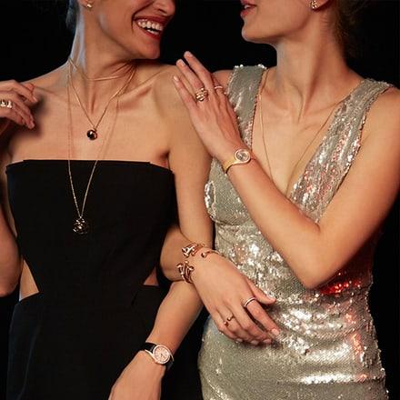 مجوهرات وساعات بوسيشن من بياجيه للنساء