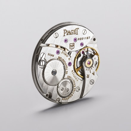 ultra-thin 9P Piaget watch movement
