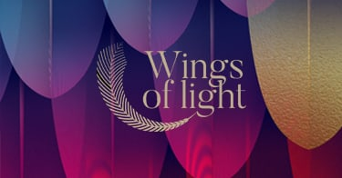 Wings of light high jewelry collection