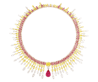 high jewellery necklace