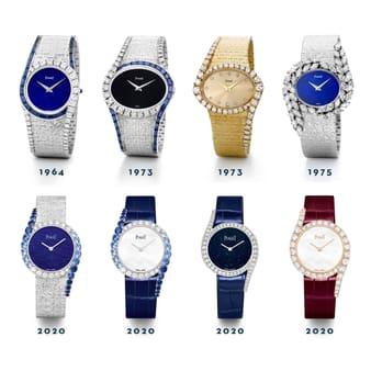 L'évolution de la montre de luxe Limelight Gala de Piaget