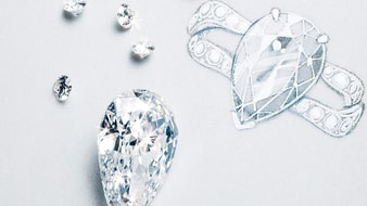 diamond jewelry and diamond watch supply chain
