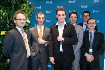 Le prix scientifique Piaget