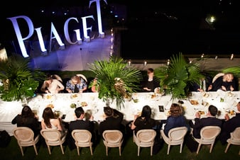 Piaget Sunny Side of Life high jewellery dinner in Sydney