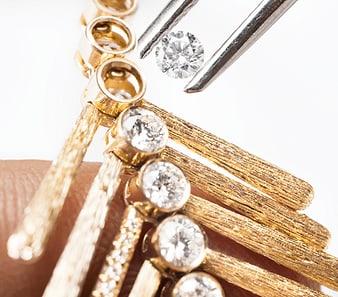 diamond jewellery and diamond watch supply chain