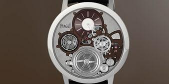 伯爵Altiplano Ultimate Concept終極概念機械高級腕錶