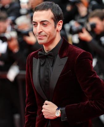 محمد التركي يرتدي ساعة بياجيه بولو من الذهب الوردي