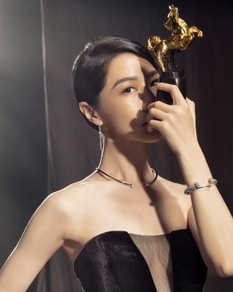 謝盈萱榮獲2018年金馬獎最佳女主角
