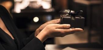 Упаковка роскошных часов и ювелирных изделий Piaget