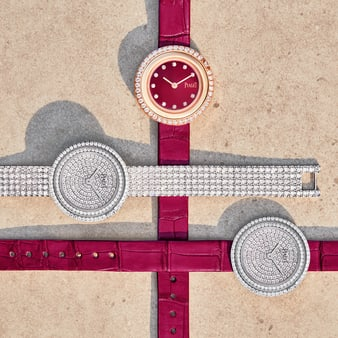 Possession diamond watches for women