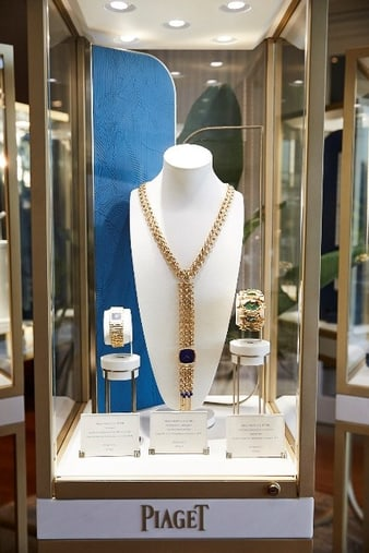 Piaget Yellow gold necklace