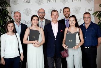جائزة Prix Romand Piaget لعام 2017 لأفضل مصمّم وأفضل صائغ مجوهرات