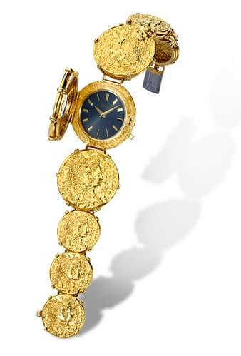 Le «Dali d'or» réinventé par Piaget en montre de luxe et bijoux en or