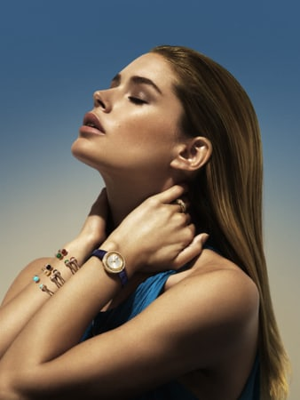Doutzen Kroes mit Possession Luxus-Armreifen