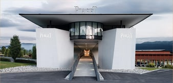 Piaget Swiss watch manufacture in Plan Les Ouates