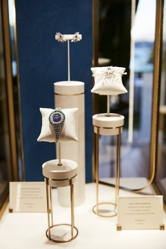 White gold and platinum jewellery Piaget